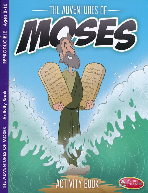 The Adventures of Moses Activity Book