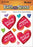 Jesus Is My HeartShaper Stickers