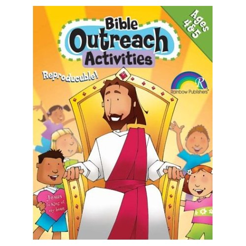 Bible Outreach Activities (Ages 4 & 5)