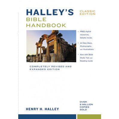 Halley's Bible Handbook, Classic Edition: Completely Revised and Expanded