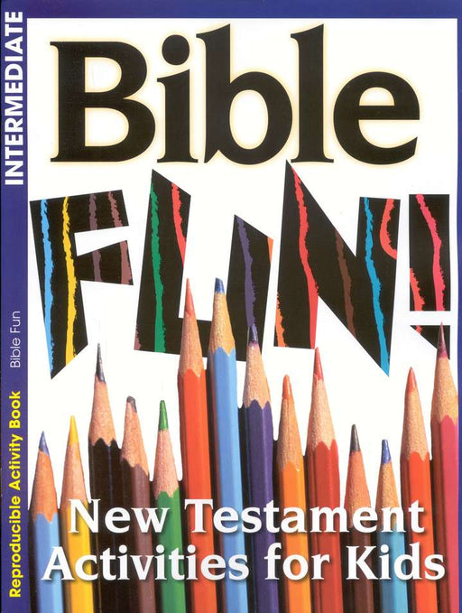 Bible Fun! NT Activities for Kids