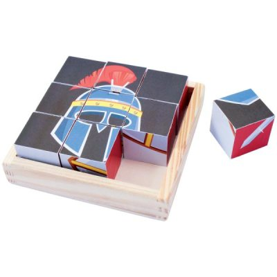Armor of God 6-in-1 Block Puzzle