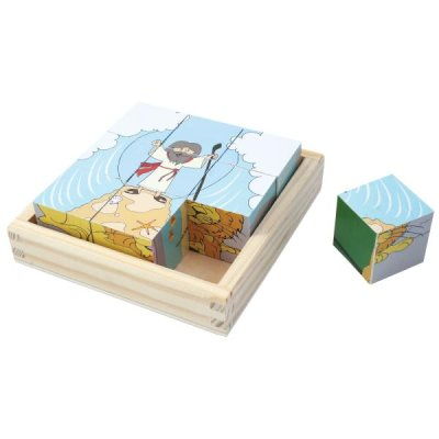 Bible History 6-in-1 Block Puzzle
