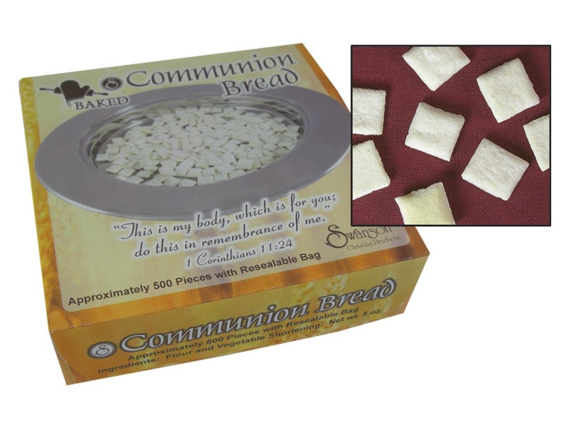 Communion Bread 500 Pieces