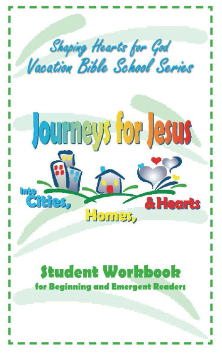 Journeys for Jesus Student wkbk - Beginning/Emergent Reader