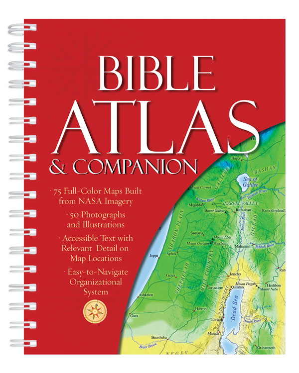 Bible Atlas and Companion, revised