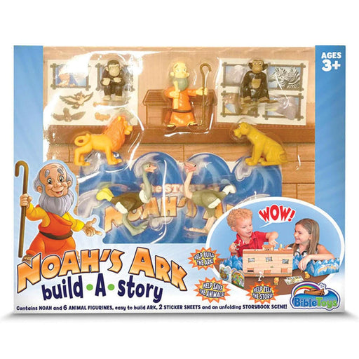 Noah's Ark Build-A-Story - Tales of Glory
