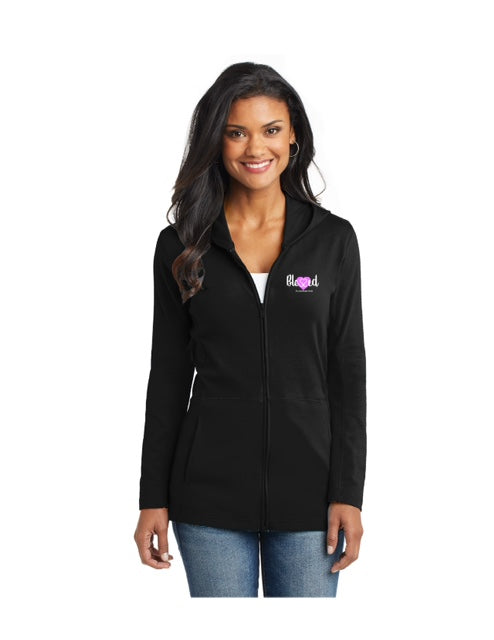 Sacred Selections Ladies Blessed Jacket with Hood