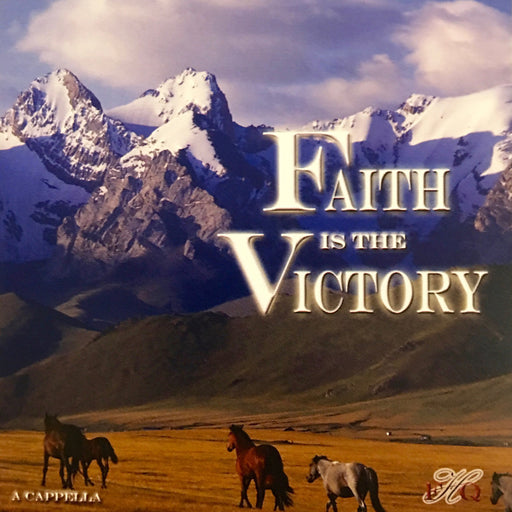 Favorite Hymn Quartet: Faith is the Victory CD