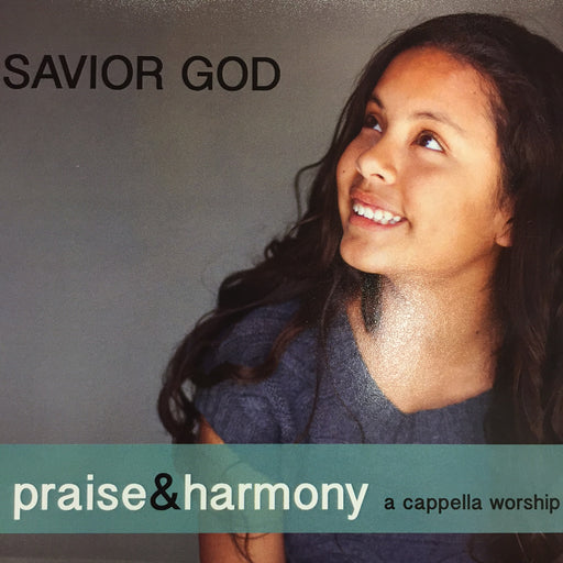 Savior God CD