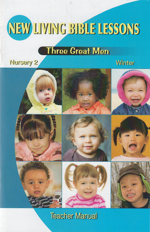 NURSERY 2-2 MAN - Three Great Men