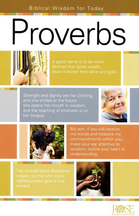 Proverbs Pamphlet