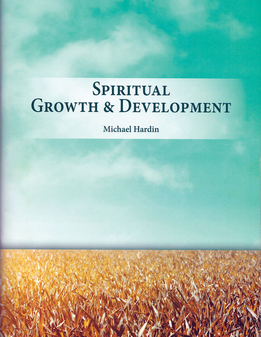 Spiritual Growth and Development Workbook