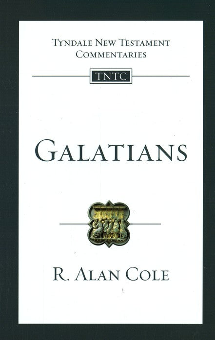 Tyndale New Testament Commentary:  Galatians