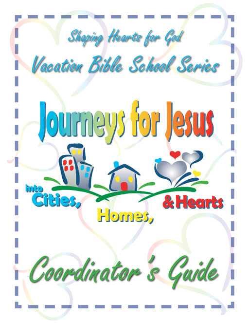 Journeys for Jesus VBS Coordinator's Guide