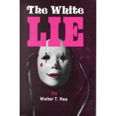 The White Lie - Hardback