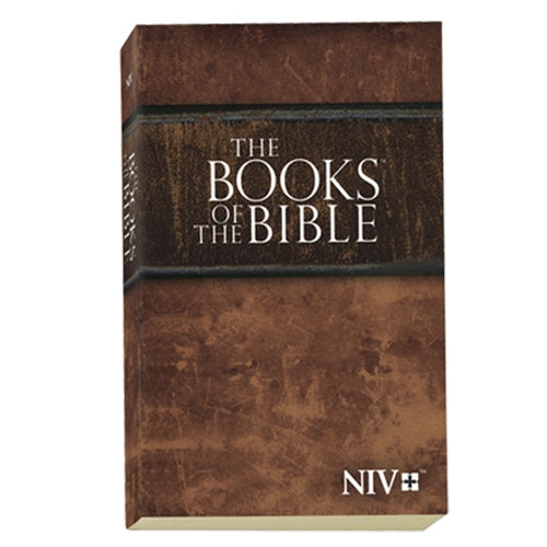 Books of the Bible NIV