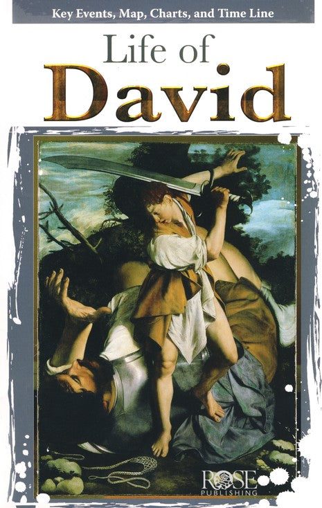 Life of David Pamphlet