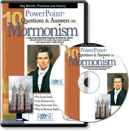 PowerPoint - 10 Questions & Answers on Mormonism
