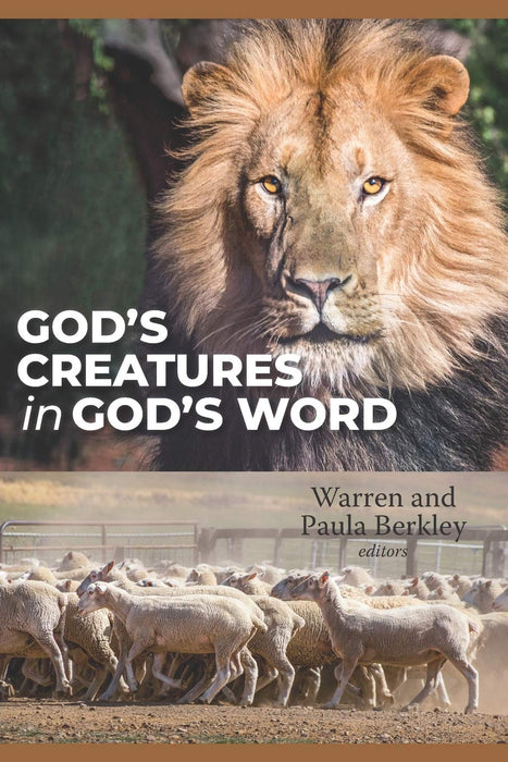 God's Creatures in God's Word