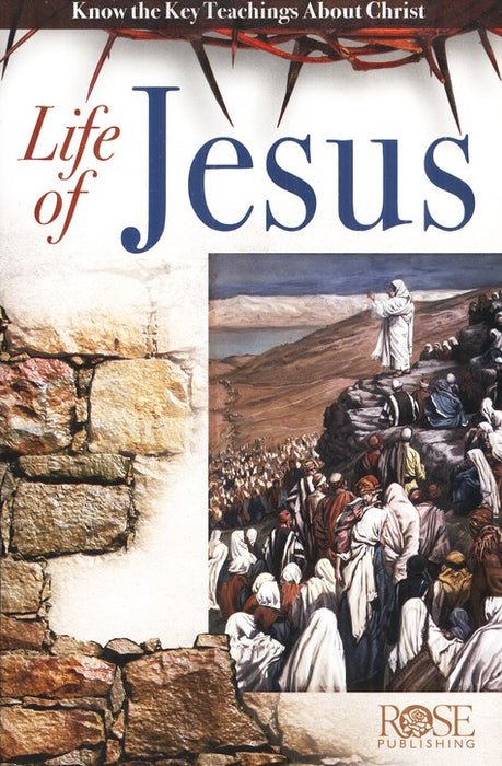 Life of Jesus Pamphlet