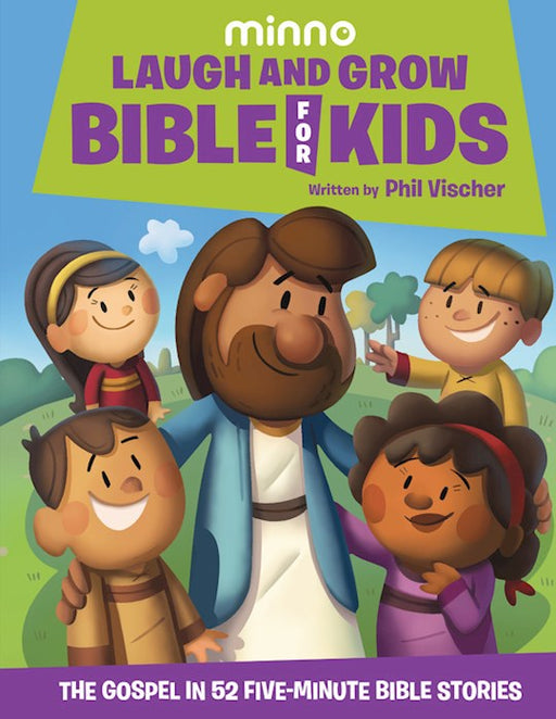 Laugh and Grow Bible for Kids