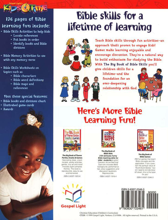 Big Book of Bible Skills