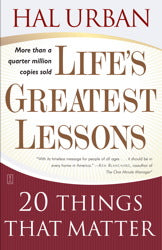 Life's Greatest Lessons: 20 Things That Matter, paperback