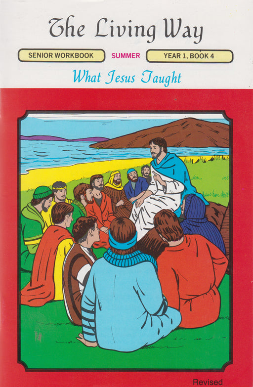 SENIOR 1-4 ST - What Jesus Taught