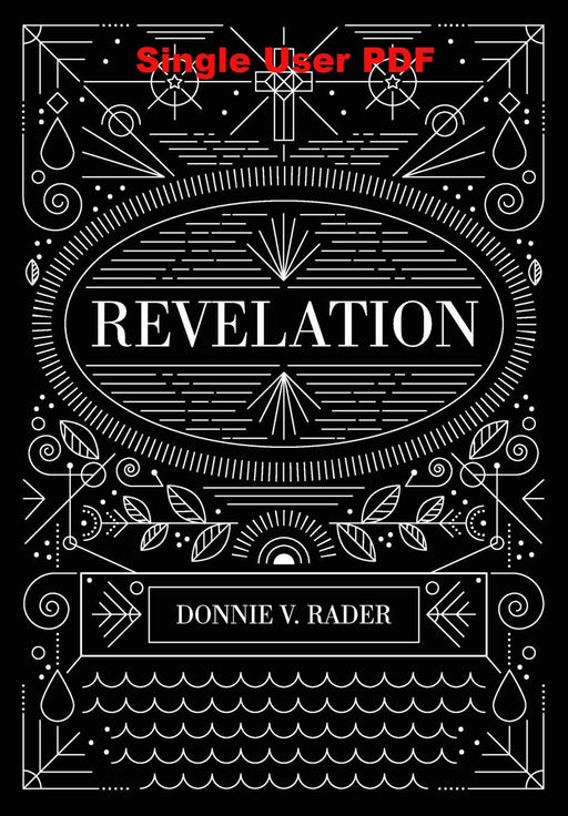 Revelation - Downloadable Single User PDF