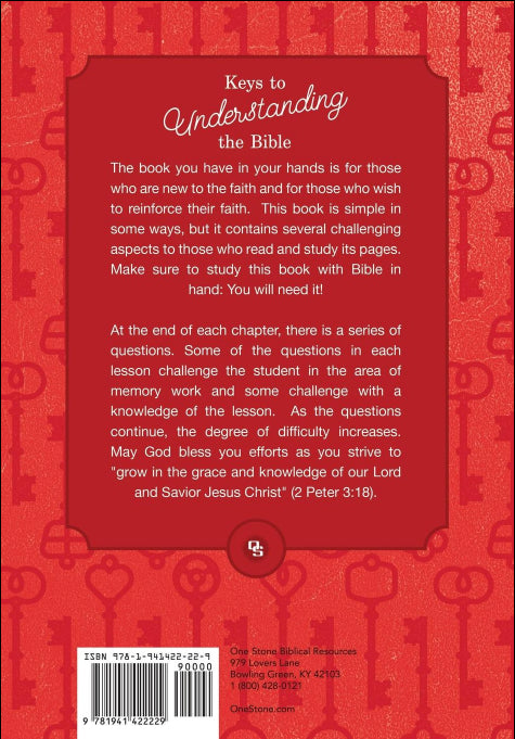 Keys To Understanding The Bible - Downloadable Single User PDF