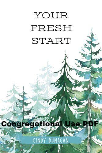 Your Fresh Start - Downloadable Congregational Use PDF