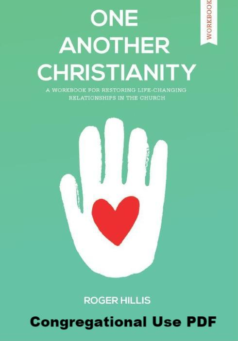 One Another Christianity Workbook - Downloadable Congregational Use PDF