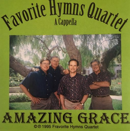 Favorite Hymns Quartet: Amazing Grace CD