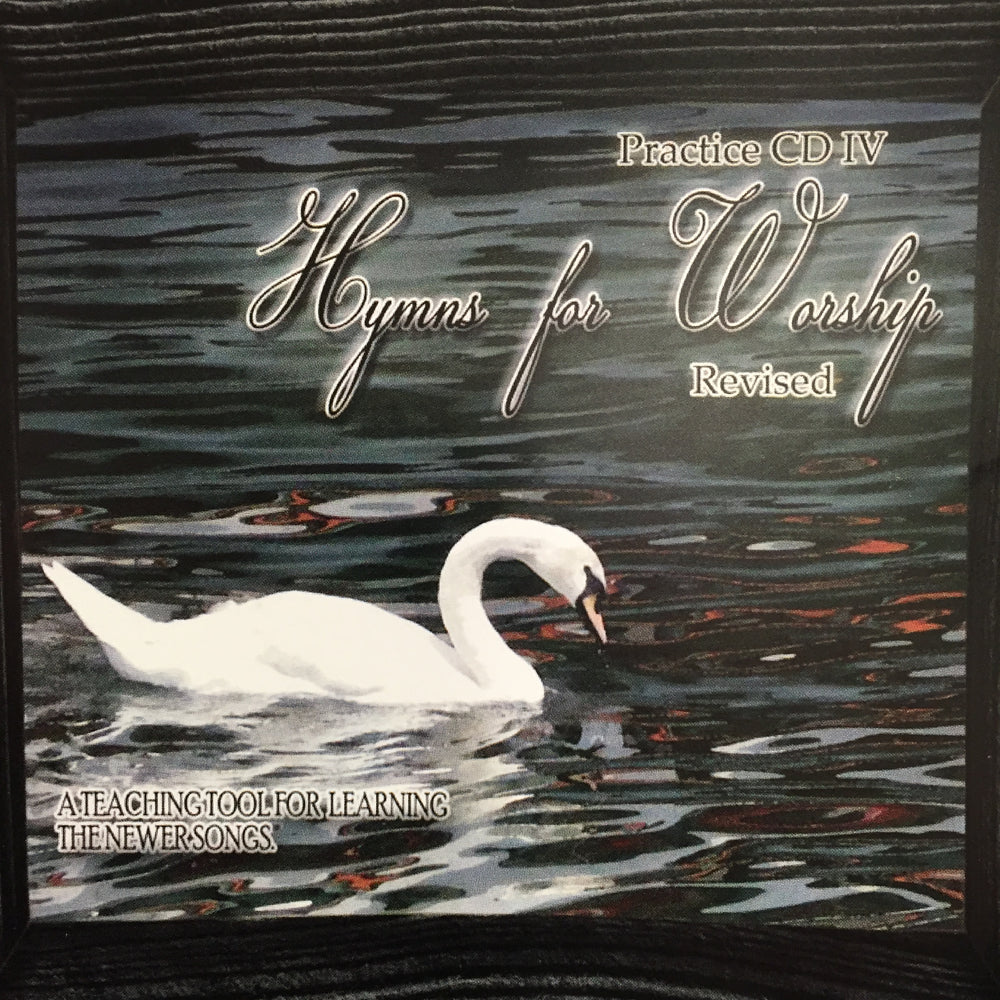 Hymns For Worship Practice CD #4