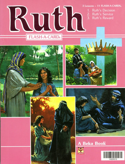Ruth - A Beka Flash-A-Cards