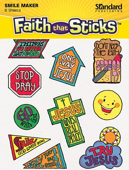 Inspirational Motto Stickers