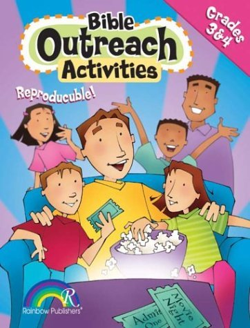 Bible Outreach Activities (Grades 3 & 4)