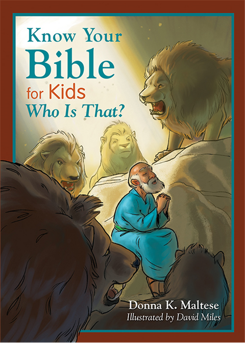 Know Your Bible for Kids - Who Is That?
