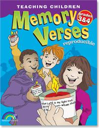 Teaching Children Memory Verses-Grades 3 & 4
