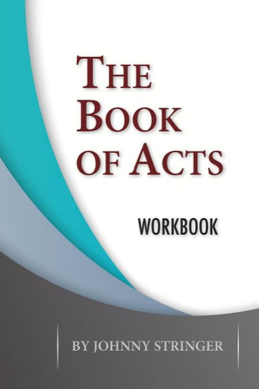 The Book of Acts Workbook