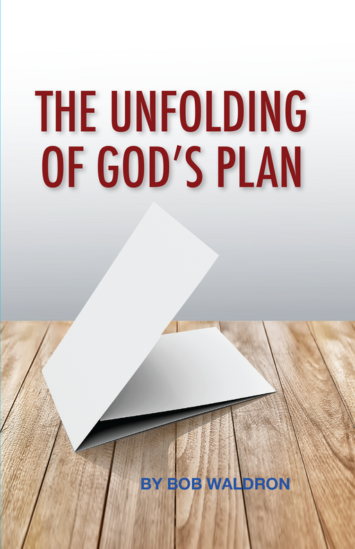 Unfolding of God's Plan Booklet