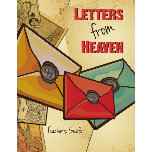 Letters From Heaven Young Teen Teacher Manual