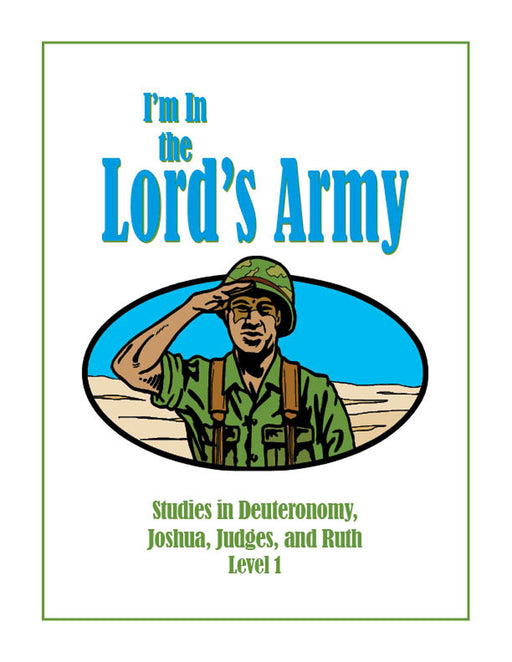 I'm In the Lord's Army Level 1
