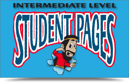 Intermediate Student Pages Unit 2 Lessons 183 - 208