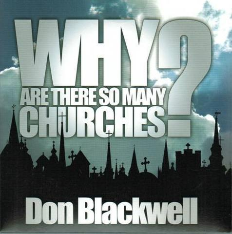 Why Are There So Many Churches? DVD