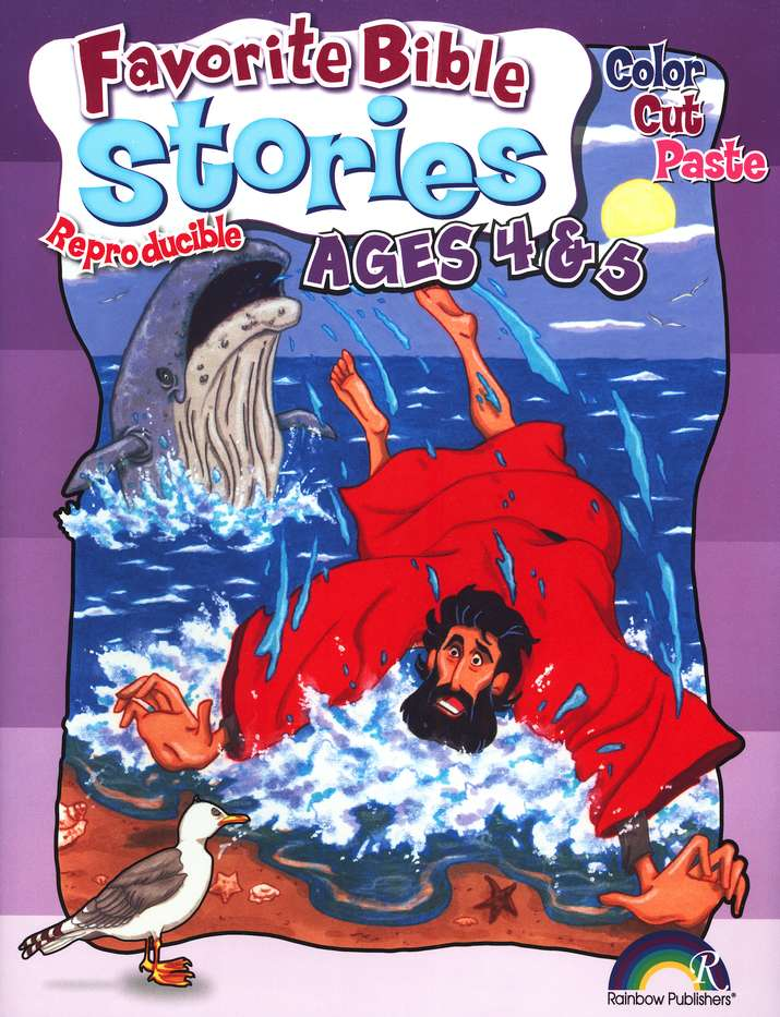 Favorite Bible Stories - Ages 4-5