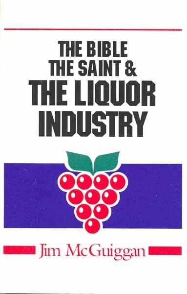 The Bible, the Saint & the Liquor Industry