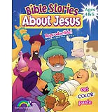 Bible Stories About Jesus-Ages 4-5