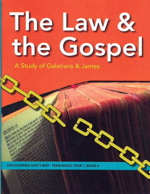 The Law and the Gospel (Teen/Adult 1:4)
